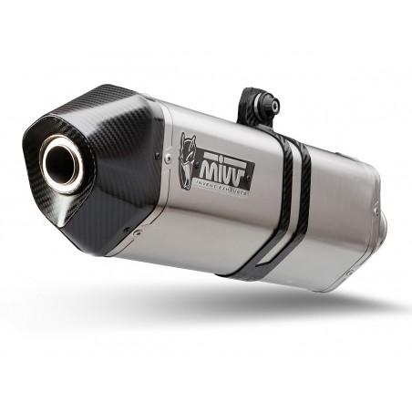 Mivv Speed Edge Εξάτμιση Z 800 2013-2016 St. Steel