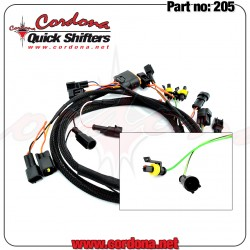 Cordona Wiring Harness Twin