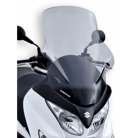 Ζελατίνα Burgman 200 Ermax Ψηλή +7cm 2014-2020 Ελαφρώς Φιμέ