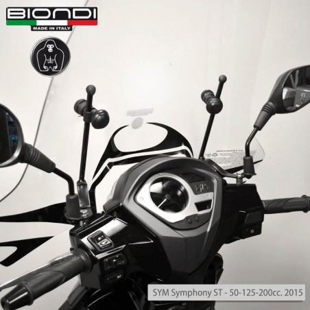 Biondi Mounting Kit for Club and Little Club Windscreen