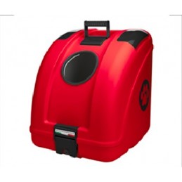 Pet On Wheels Red/Black