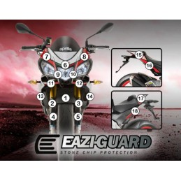 Eazi Guard Tuono V4 2015-2017