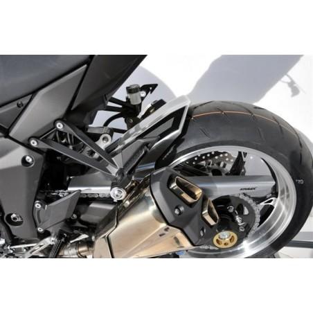 Ermax Φτερό Πίσω Τροχού Z 1000 2010-2013 Μαύρο Άβαφο