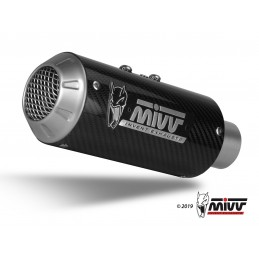 Mivv M3 Exhaust Z 125 2019...