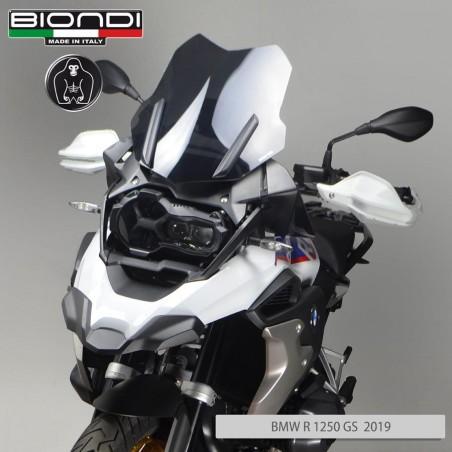 Biondi Small Screen 44cm R 1200 GS 13-16 / R 1250 GS 2019 Dark Black