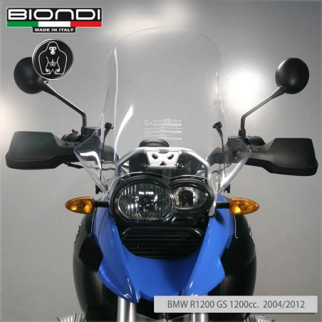 Biondi High Screen 50cm R 1200 GS 2004-2012 Transparent