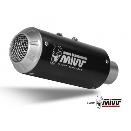 Mivv MK3 Exhaust CB 1000R 2018-2019 Steel Black