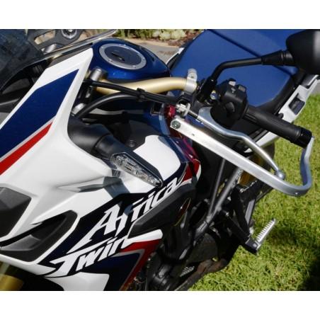 Barkbusters Κιτ τοποθέτησης για Χούφτες CRF 1000L 2016-2019 & X ADV 750 2017-2019