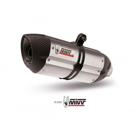 Mivv Suono Τελικό Εξάτμισης Super Duke 1290R 2014-2019 Ανοξείδωτο