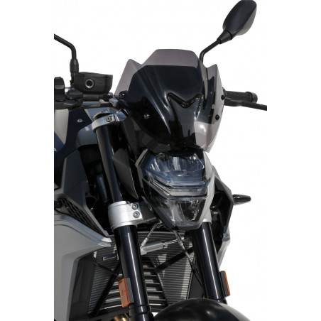 Ζελατίνα F 900 R 2020-2022 Κοντή 24cm Hyper Sport Ermax Σκούρο Φιμέ