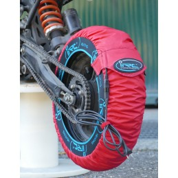 IRC Tyre Warmers XL Red...