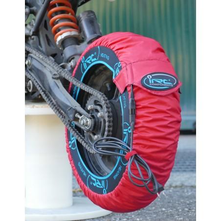 IRC Θερμαινόμενες Αγωνιστικές Κουβέρτες Κόκκινες XL 180-60 190-55 200-55