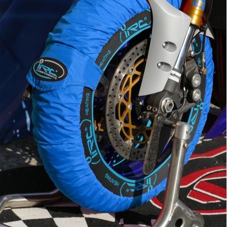 IRC Θερμαινόμενες Αγωνιστικές Κουβέρτες Μπλε XL 180-60 190-55 200-55